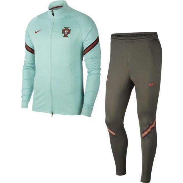 Nike Portugal Strike Trainingspak 2020-2022 Groen