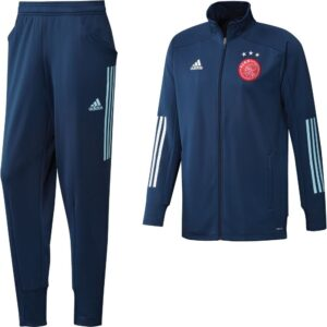 adidas Ajax Trainingspak 2020-2021 Blauw | Maat Trainingspakken