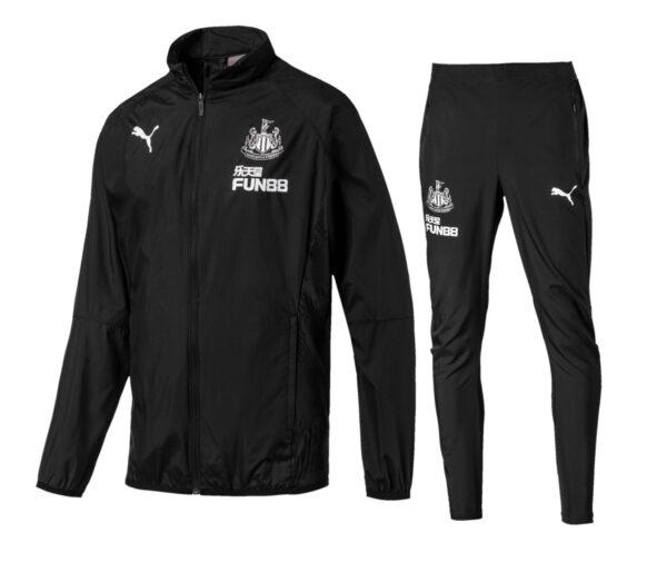Newcastle United Trainingspak Woven Senior 2019 2020